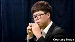[자유를 찾아온 사람들] 오카리나 연주가 김명 (7)