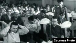 Владислав Файбишенко и Ян Рокотов в зале суда