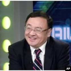 政治評論人士、台灣淡江大學美國研究所教授陳一新(資料照片)