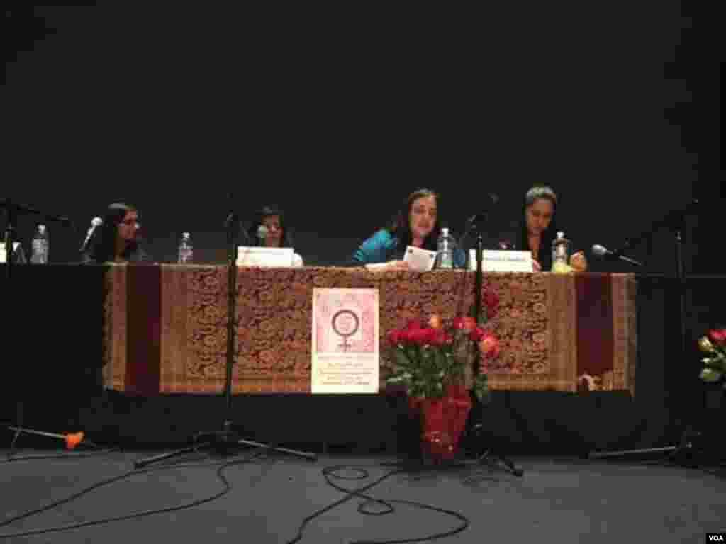 میزگرد تجربه های آموزنده جنبش و سازمان های زنان در افغانستان