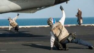 Mideast Islamic State US