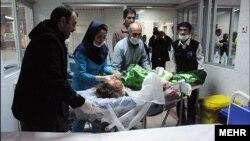 آتش سوزی در یک دبستان دخترانه در پیرانشهر، چهارشنبه ۱۵ آذر ۹۱ روی داد
