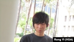 香港留學生梁尼可