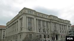 华盛顿市长和市议会大楼