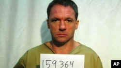 Authorities say Robert Vick, an inmate, escaped from a minimum security facility in Lexington on Jan. 5, 2014. (Photo provided by Kentucky Department of Corrections)
