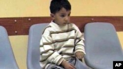 شام کے زخمی لبنان میں زیر علاج