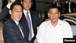သမၼတ Duterte အေမရိကန္ကို ထပ္မံတိုက္ခိုကေျ္ပာဆို