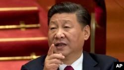 Prezidan chinwa a, Xi Jinping