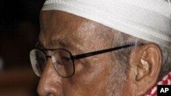 انڈونیشیا: مذہی راہنماابوبکر بشیر کے مقدمے کی سماعت