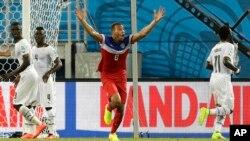 APTOPIX Brazil Soccer WCup Ghana US