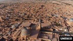 Historic City of Yazd, Iran. (S.H. Rashedi/ICHHTO)