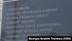 Reportage de Georges Ibrahim Tounkara, envoyé spécial à Grand Bassam