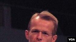Wakil Menteri Keuangan Inggris David Laws