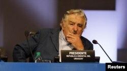 """El presidente uruguayo, José """"Pepe"""" Mujica admitió que el Socialismo del Siglo XXI no es el camino que elegiría."""