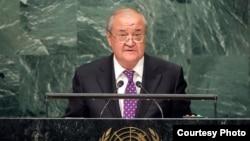 Abdulaziz Komilov, O'zbekiston Tashqi ishlar vaziri