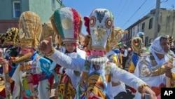 Празднование Синко де Майо в Филадельфии (архивное фото)