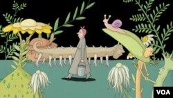 Кадр из фильма «Камни в моих карманах» Режиссер Сигне Баумане