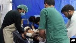 塔利班4月13日在阿富汗北部城市昆都士與政府軍發生導致人命傷亡的衝突