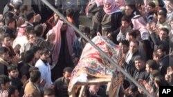 ဆီးရီးယားစစ္တပ္ လက္ခ်က္ လူအနည္းဆံုး ၃၀ ေသဆံုး