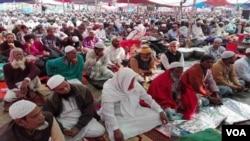 Pertemuan Jamaah Tabligh di Dhaka, Bangladesh (foto: ilustrasi).