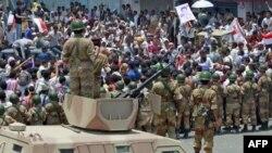 Yamanda hukumatga qarshi namoyishlar, 11 aprel 2011