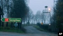 Lokasi yang diduga sebagai penjara rahasia CIA di Polandia (foto: dok).