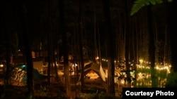 Generasi milenial menjadi pasar unut ikon wisata baru kawasan Borobudur ini. (Foto: BOB)