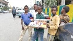 Pobreza força mais de um milhão de crianças ao trabalho