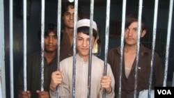 بلوچستان کی جیلوں میں قیدی بچے موجود ہیں