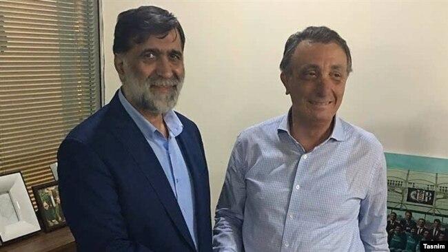 Mustafa Acurlu və Ahmet Nur Çebi