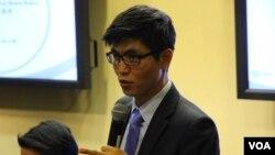 인턴 대학생들을 위한 북한 인권 강연회