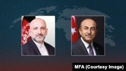 Afg'oniston va Turkiya tashqi ishlar vazirlari