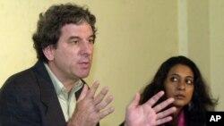 နယူးေရာက္အေျခစိုက္ Human Rights Watch အဖြဲ႔ႀကီးရဲ႕ အာရွေဒသတာဝန္ခံ Brad Adams