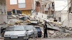 در زمین لرزه اسپانیا هزاران نفر بی خانمان شدند