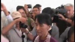 2012-05-24 粵語新聞: 昂山素姬將赴泰國出席經濟論壇會議