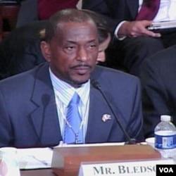 Carlos Bedsoe iz Tenesija svjedoči u Kongresu