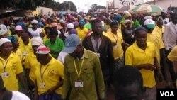 Movimento Protectorado da Lunda Tchokwe promoveu manifestação