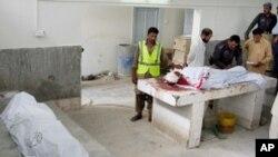 کراچی میں تشدد کے نتائج