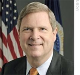 Menteri Pertanian AS, Tom Vilsack (Foto: dok)