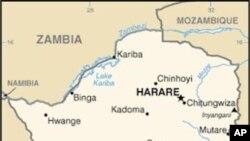 Deux Pakistanais ont été interpellés au poste frontière de Beitbridge, après qu'ils aient présenté de faux passeports kenyans