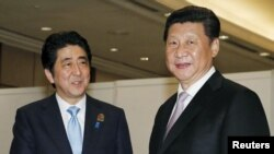 VOA Asia - Old Asian rivals discuss closer ties