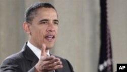 مسلم دنیا میں صدر اوباما کی حمایت میں کمی