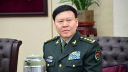 """时事大家谈:上将""""畏罪自杀"""",中共军中反腐几多""""拍案惊奇""""?"""