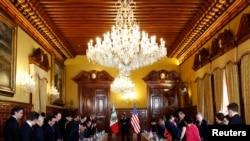 President Barack Obama Visits Mexico, Costa Rica