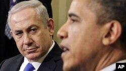 Serokwezîrê Îsraîlê roja Duşemê bi Serok Obama re kom bû.