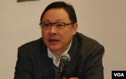 香港大学法学副教授戴耀廷 (资料照片)