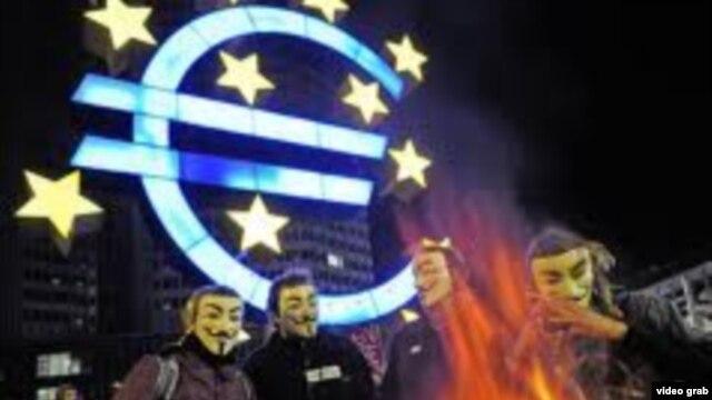 eu protests