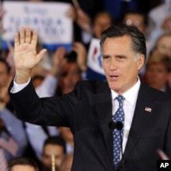 Mitt Romney, mutumin dake kan gaba cikin masu neman takarar kujerar shugaban Amurka a inuwar jam'iyyar Republican
