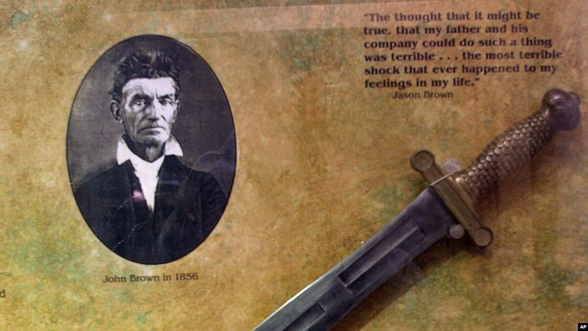 john brown an extreme abolitionist John brown's trial in october of 1859, john brown, the notoriously violent abolitionist, led eighteen armed men, both black and white, on a raid of the little.