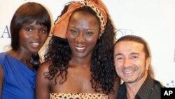 A inspiração angolana de Nadir Tati